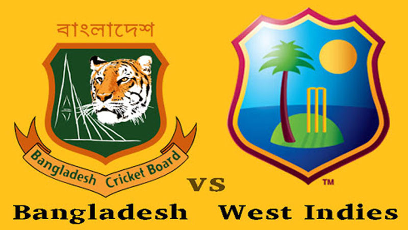 Tigers face off Windies Wednesday for winning return to int'l cricket