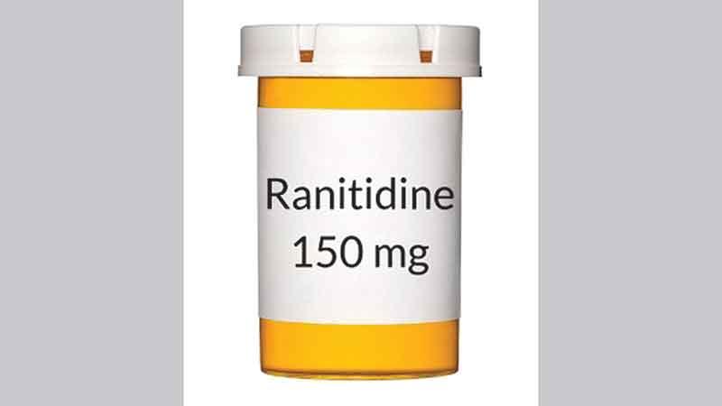 Drug admin bans Ranitidine for alleged link to cancer