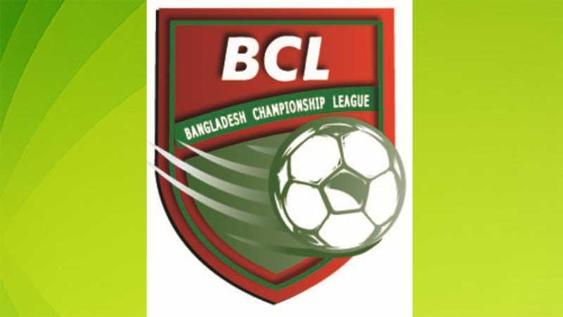 BCL Football: Uttar Baridhara plays 1-1 draw with Wari Club