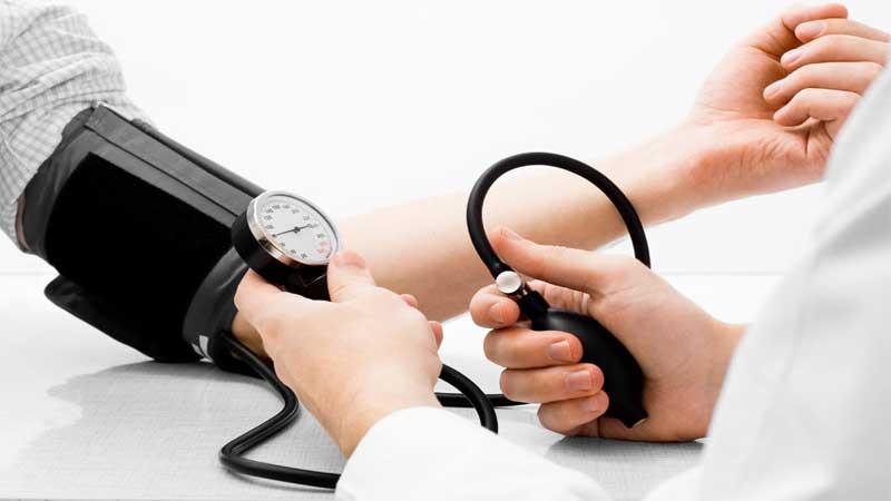 Ways to control high blood pressure