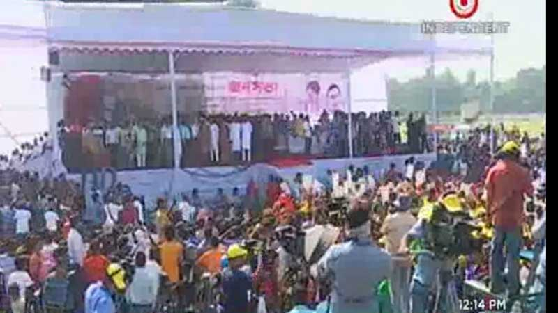 BNP eyes 1 lakh people at rally