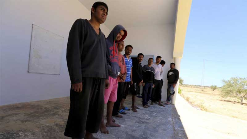 37 Bangladeshi migrants drown trying to reach Europe: Embassy