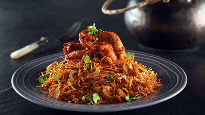 Riceless chicken biryani recipe