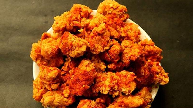 Chicken recipes for winter