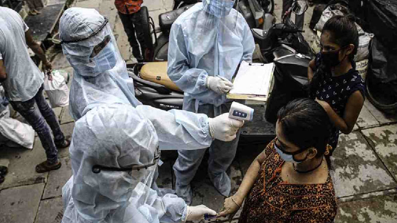 India coronavirus cases pass 8 lakh with record daily jump
