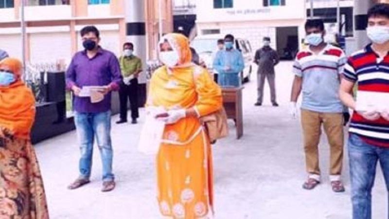 Rangpur corona hospital attains 80.88pc recovery rate