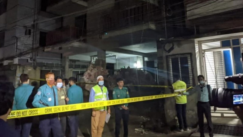 DB finds 31 unexploded crude bombs in Uttara Sec-10