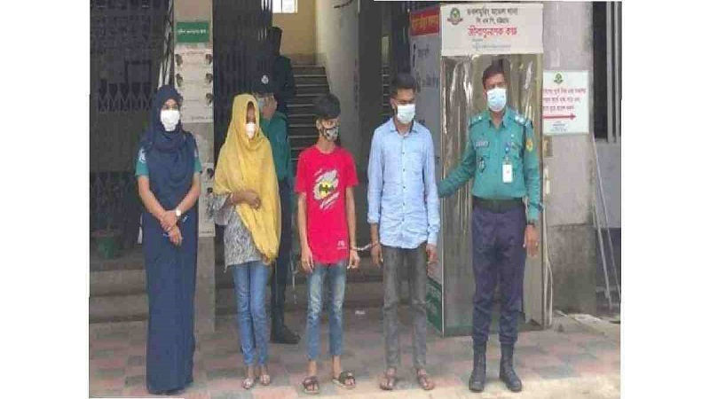 Chattogram schoolgirl rape: Prime suspect held