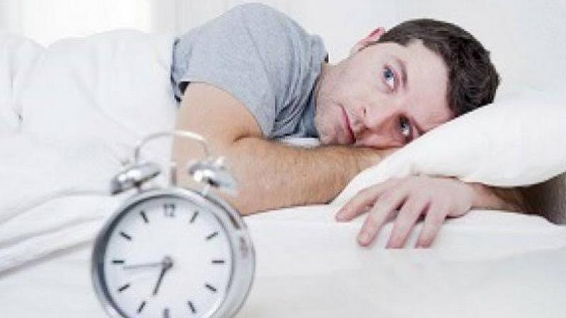 Deep sleep acts stress inhibitor
