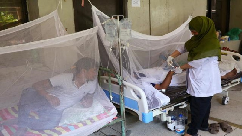 Bangladesh reports 25 more dengue cases in 24 hours