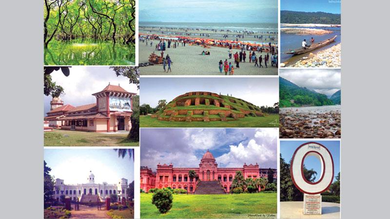 Bangladesh has potentials to be a destination for global tourists