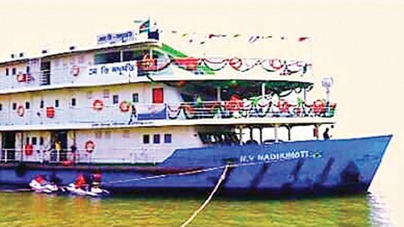 Dhaka-Kolkata river cruise service kicks off today
