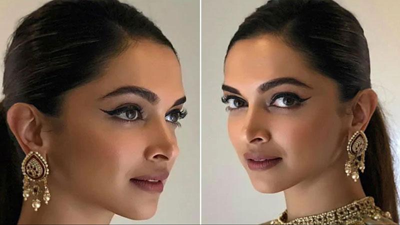 Deepika Padukone's fabulous makeup look