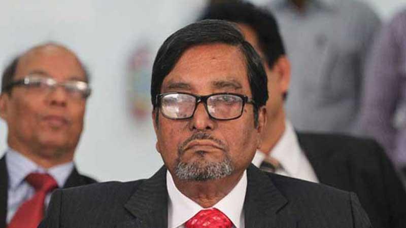 EC Mahbub Talukder boycotts meeting again
