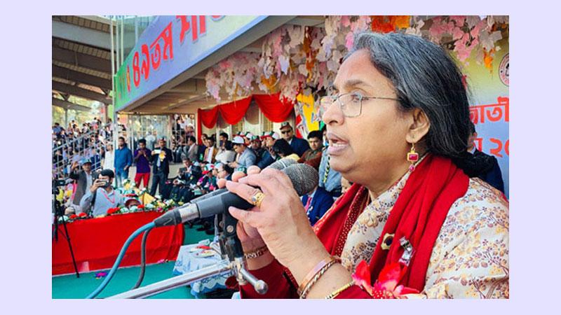 Students to build developed Bangladesh by 2041: Dipu Moni
