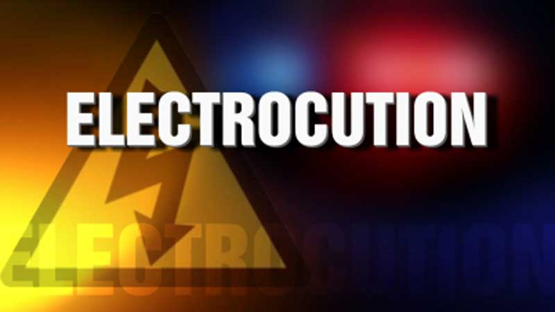 3 of a family electrocuted in city