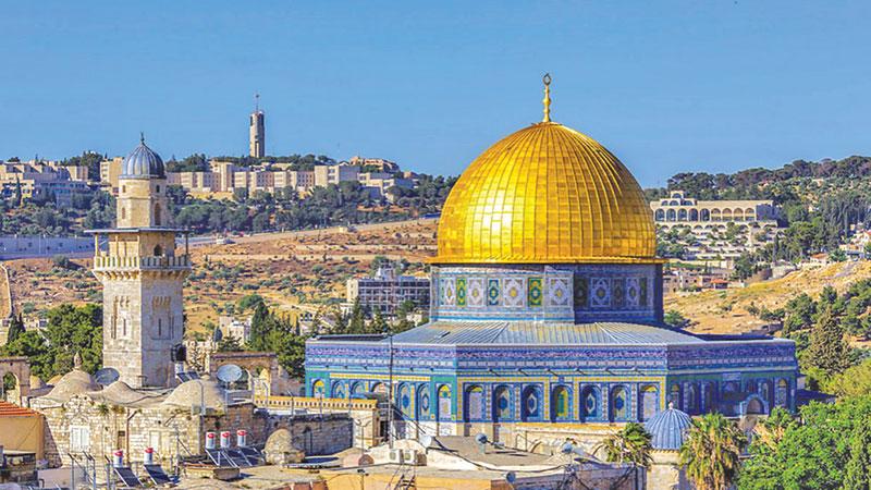 Trump's Jerusalem move escalates polarisation