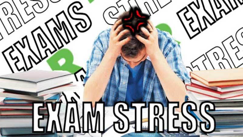 Beating examination stress