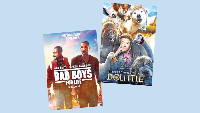 Two Hollywood films hit Dhaka tomorrow