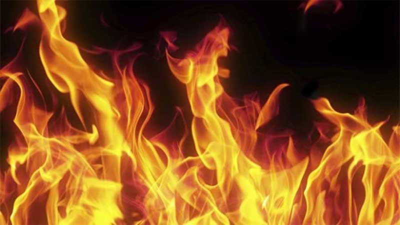 Fire at Gazipur textile factory