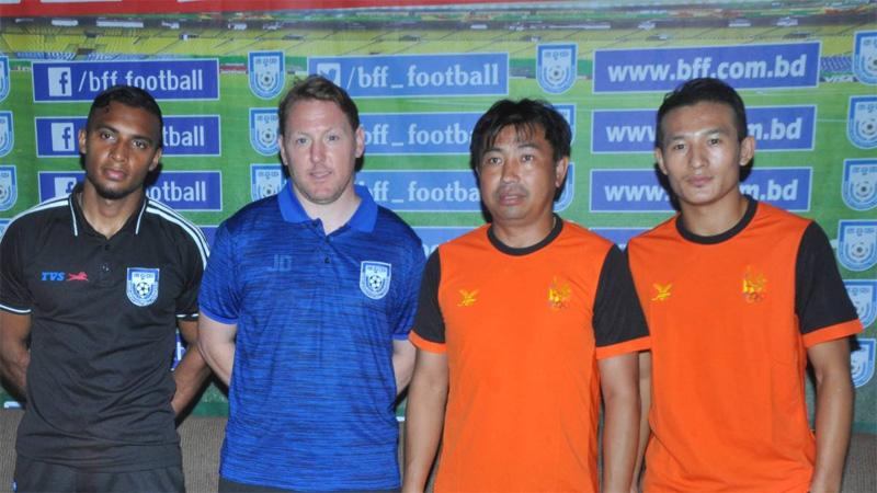 FIFA Friendly Football: Bangladesh to play Bhutan on Sunday