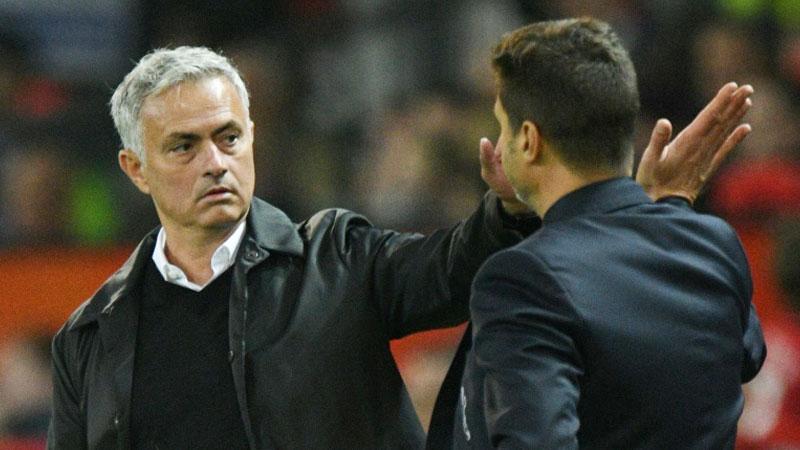 Pochettino 'happy' that Mourinho replaced him at Tottenham