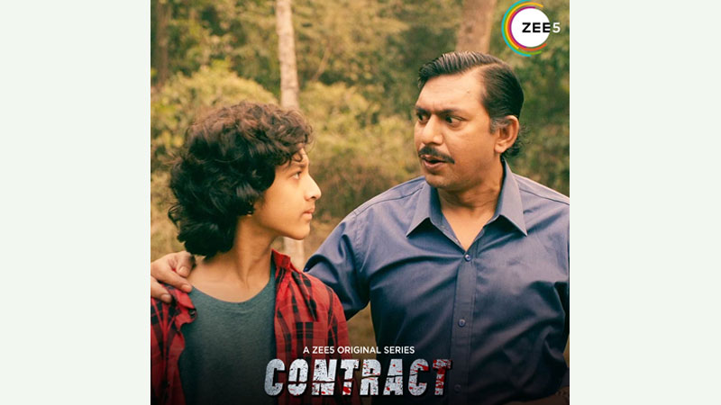ZEE5 Global releases its first Bangladeshi web-series original 'Contract'