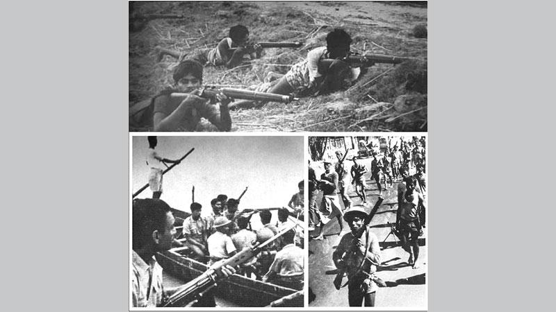 The glorious Liberation War of Bangladesh