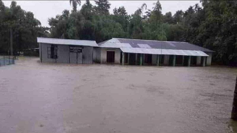Uncertainty looms over reopening of 10 flood-hit schools in Goalanda