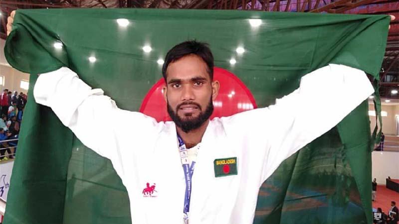SA Games: Al Amin secures 2nd gold for Bangladesh