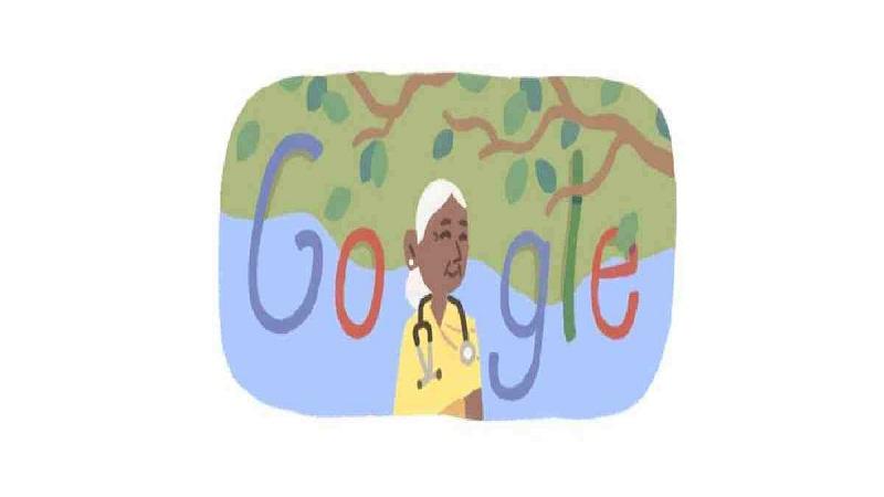 Google doodle celebrates Dr Zohra Kazi's I08th birthday