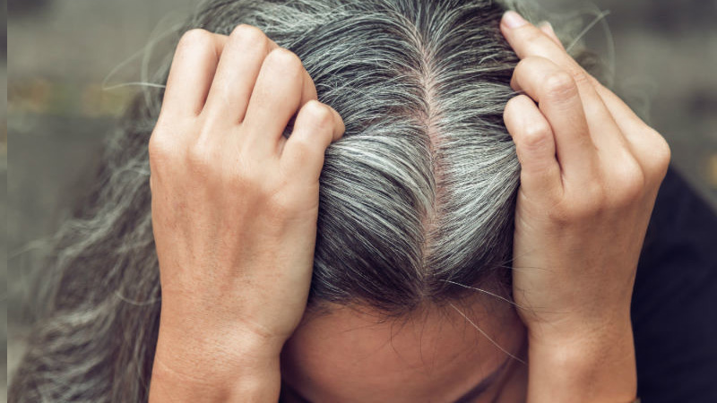 Reasons to turn your hair grey