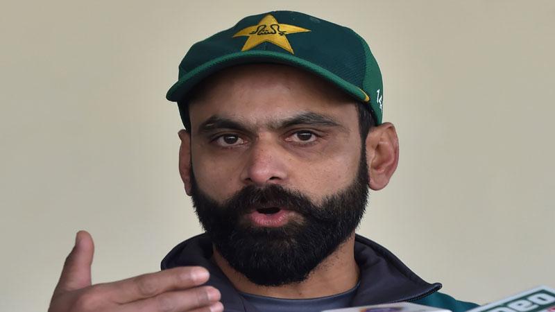 Pakistan's Hafeez to retire after Twenty20 World Cup