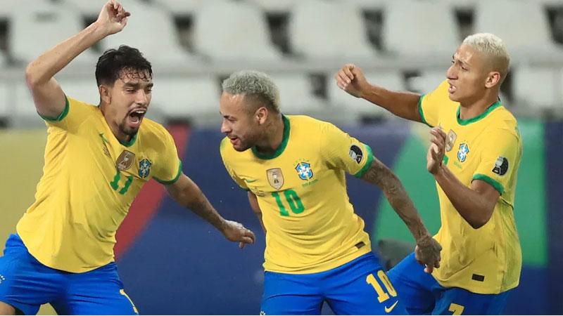 Brazil edges Peru to reach Copa America final