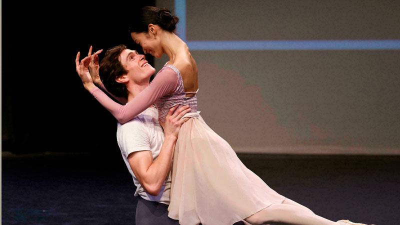 UK's top ballet stars leap back into spotlight
