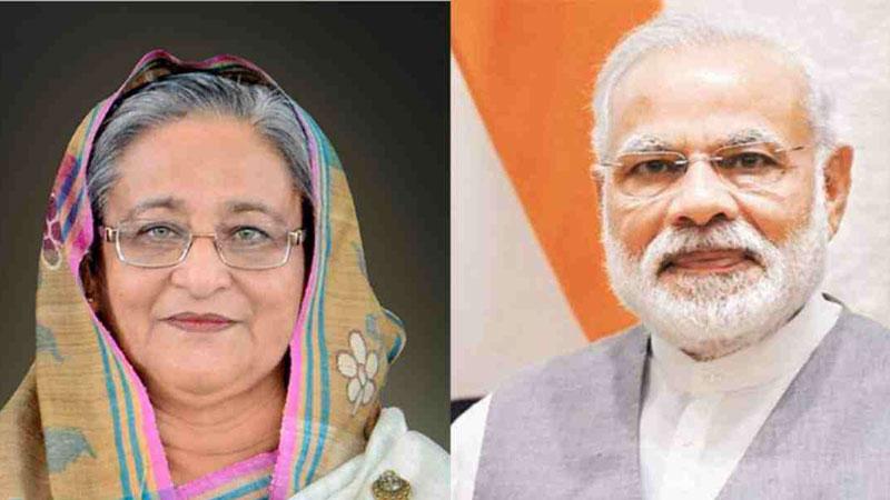 Modi greets Hasina on occasion of Eid-ul-Azha