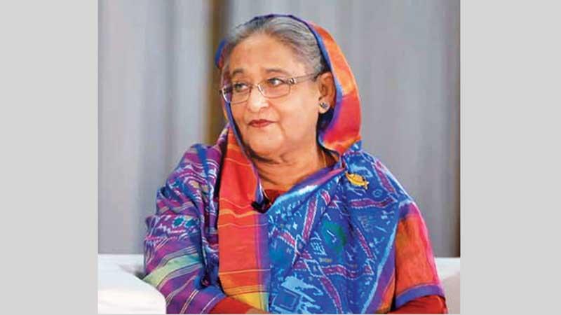 Hasina hints at last term as PM