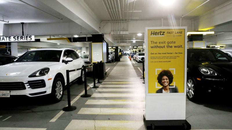 Virus-hit Hertz declares bankruptcy in US and Canada