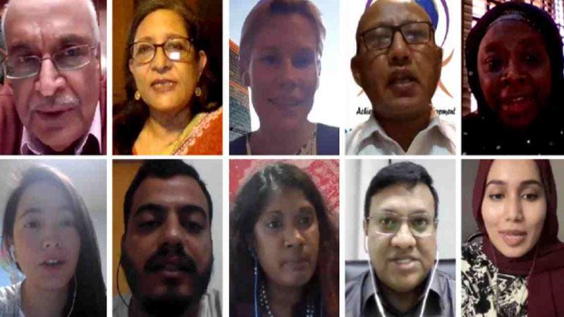 'Use SDGs as framework to address youth agenda'
