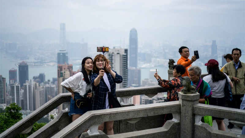 Tourism in trouble: Hong Kong demos hit economy