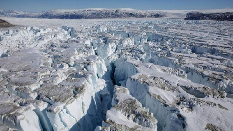 Alarm as Greenland ice sheet sheds half-a-trillion tonnes