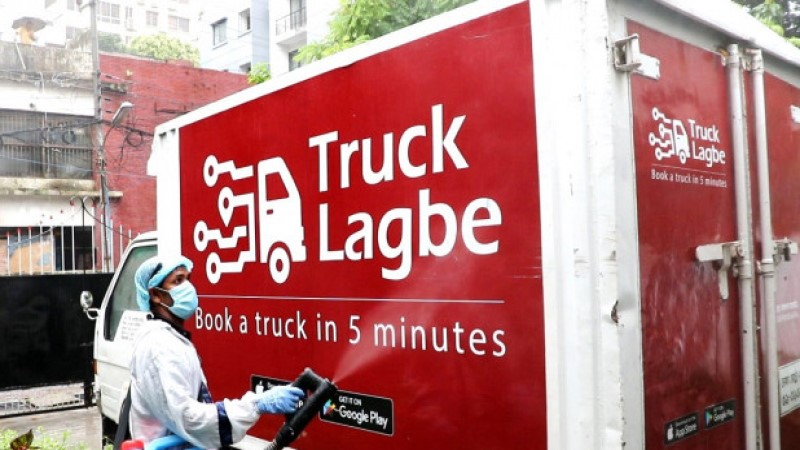 IFC partners with Truck Lagbe to help maintain supply chains