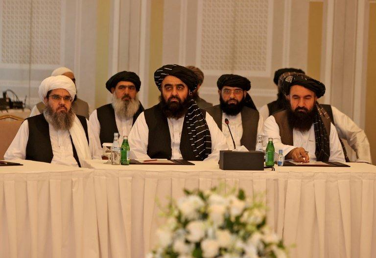 Under-pressure Taliban to meet EU, US in diplomatic push