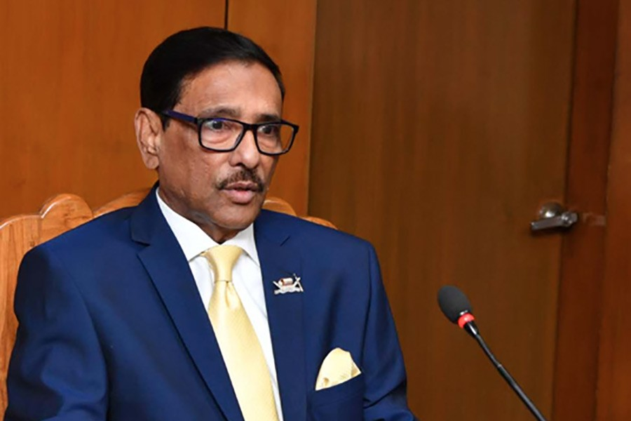 Govt will resist communal forces in an iron hand: Quader