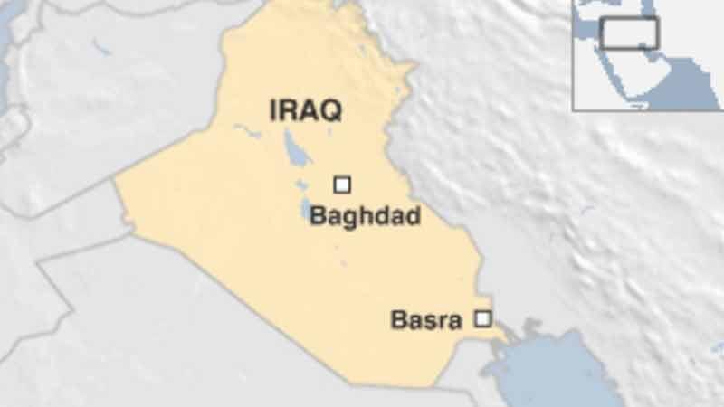 Child injured in rocket attack on Baghdad Green Zone