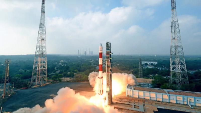 India successfully launches nano-satellites