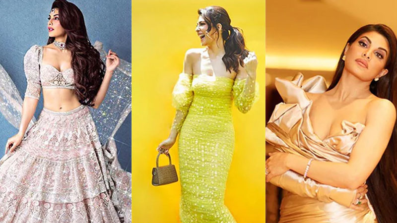 Mind-blowing looks of Jacqueline Fernandez