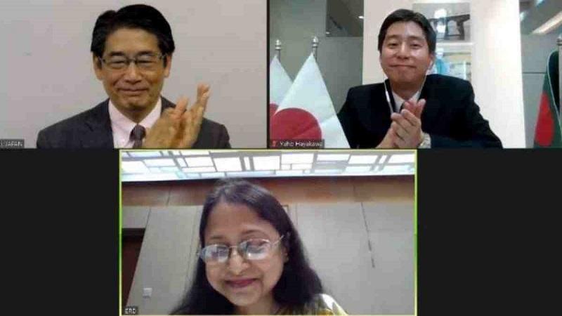 Bangladesh, Japan sign exchange note, grants agreement