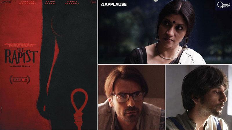 Aparna Sen's 'The Rapist' to have world premiere at 26th Busan International Film Festival