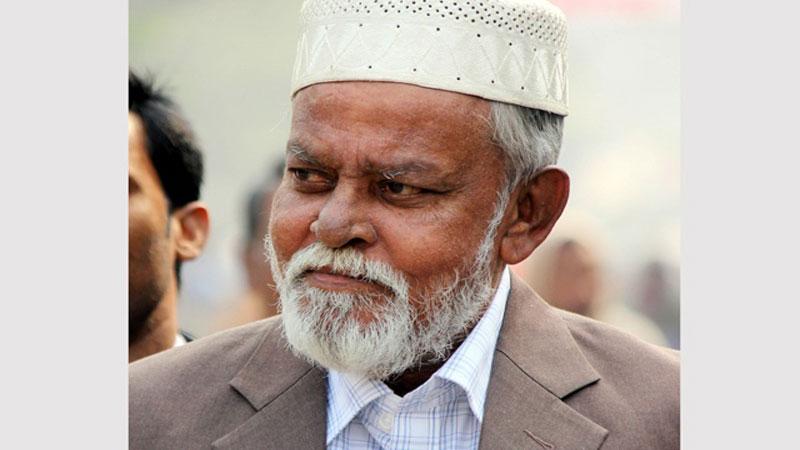 Ex-Rangpur city mayor Jhantu dies